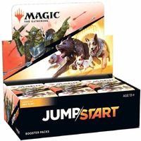 Magic: The Gathering - Jumpstart Booster Single Booster (Trading Card Game)
