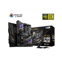 MSI MEG Z490 ACE LGA 1200 ATX Intel Z490 Motherboard (Get Assassins Creed Valhalla PC Download Code free)