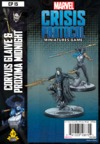 Marvel Crisis Protocol - Corvus Glaive & Proxima Midnight (Miniatures)