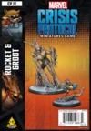 Marvel Crisis Protocol - Rocket & Groot (Miniatures)