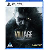 Resident Evil 8: Village - Lenticular Standard Edition (PS5)