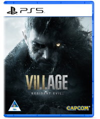 Resident Evil 8: Village - Lenticular Standard Edition (PS5) - Cover
