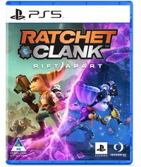 Ratchet & Clank: Rift Apart (PS5) - Cover