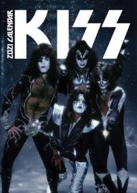 Kiss - Unofficial 2021 Calendar - Cover