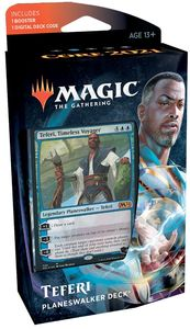 Magic: The Gathering - Core Set 2021 Planeswalker Deck - Teferi (Trading Card Game) - Cover