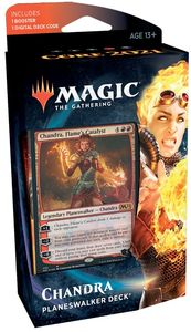 Magic: The Gathering - Core Set 2021 Planeswalker Deck - Chandra (Trading Card Game) - Cover