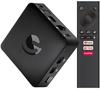 Ematic - DV8235 Quad Core 4K Ultra HD Android TV Box - Black