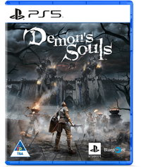 Demon's Souls (PS5) - Cover