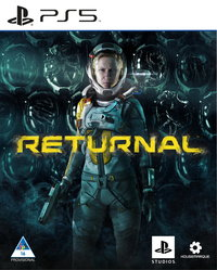 Returnal (PS5) - Cover
