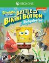 Spongebob Battle For Bikini Bottom Rehydrated (US Import Xbox One)