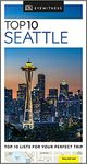 Top 10 Seattle - Dk Eyewitness (Paperback)