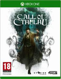 Call of Cthulhu (Xbox One) - Cover