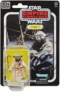 Star Wars - Episode 5 - Yoda Figure (40th Anniversary) - Cover