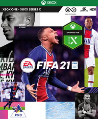 FIFA 21 (Xbox One / Xbox Series X) - Cover