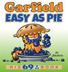 Garfield Easy As Pie - Jim Davis (Paperback)
