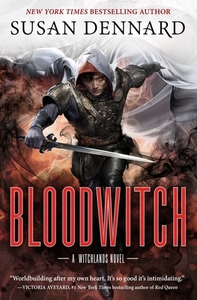 Bloodwitch - Susan Dennard (Paperback) - Cover