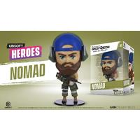 "Ubisoft Chibi Figurine - Ubisoft Heroes Collection Series 1 Nomad ""Tom Clancy's Ghost Recon Breakpoint"""