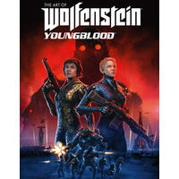 The Art of Wolfenstein: Youngblood - Machinegames (Hardcover)