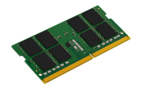 Kingston Technology - 32GB ValueRAM KVR26S19D8/32 DDR4-2666 CL19 260pin SO-DIMM Notebook Memory Module - Cover