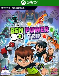 Ben 10: Power Trip (Xbox One / Xbox Series X) - Cover