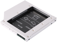 Orico - 9.5/12.5mm Optical to 2.5 inch Notebook HDD/SDD Caddy - Cover