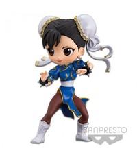 Banpresto - Street Fighter Q Posket Blue Chun Li [Version B] (Figure) - Cover
