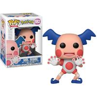 Funko Pop! Games - Pokemon - Mr. Mime Pop Vinyl Figure
