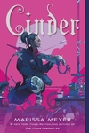 Cinder: Book One of the Lunar Chronicles - Marissa Meyer (Paperback)