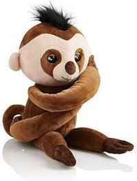 Fingerlings Hugs - Kingsley The Advanced Interactive Sloth Plush