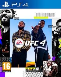 EA Sports UFC 4 (PS4) - Cover