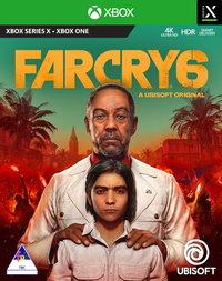 Far Cry 6 (Xbox Series X / Xbox One) - Cover