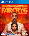 Far Cry 6 - Gold Edition (PS4/PS5 Upgrade Available)