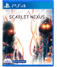 Scarlet Nexus (PS4/PS5 Upgrade Available) - Cover