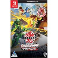 Bakugan: Champions of Vestroia - Deluxe Toy Edition (Nintendo Switch)