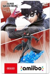 amiibo - Super Smash Bros. Collection No. 83 - Joker (Nintendo Switch) - Cover