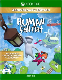 Human: Fall Flat - Anniversary Edition (Xbox One) - Cover
