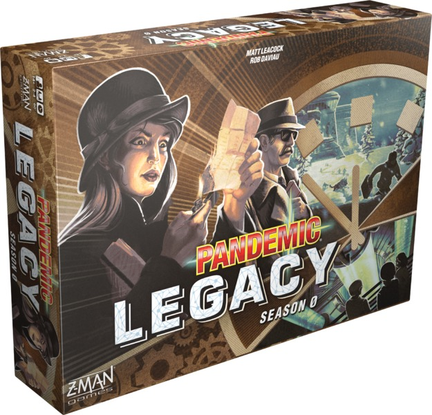 Pandemic Legacy: Season 0 (Board Game)