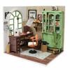 Robotime - DIY House - Jimmy's Studio (Diorama Kit)