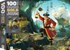 Pirate Treasure Puzzle - Hinkler (100 Pieces)