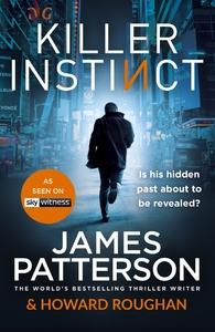 Killer Instinct - James Patterson (Trade Paperback) - Cover