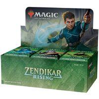 Magic: The Gathering - Zendikar Rising Draft Single Booster (Trading Card Game)
