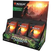 Magic: The Gathering - Zendikar Rising Single Set Single Booster (Trading Card Game)