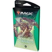 Magic: The Gathering - Zendikar Rising Theme Booster - Green (Trading Card Game)