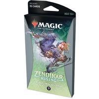 Magic: The Gathering - Zendikar Rising Theme Booster - Black (Trading Card Game)