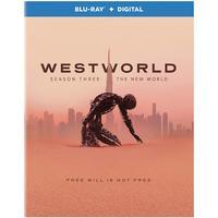 Westworld: Complete Third Season (Region A Blu-ray)