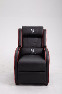 RogueWare Couch Warrior Black/Red Gaming Sofa - Cover