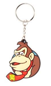 Nintendo - Donkey Kong Rubber Keychain - Cover