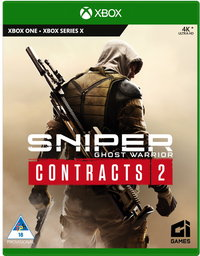 Sniper Ghost Warrior Contracts 2 (Xbox One / Xbox Series X) - Cover