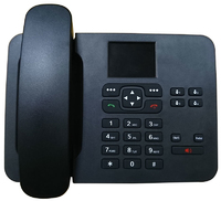 D-Link DWR-720P 3G FLLA ( Fixed Line Look Alike ) Wireless Phone with handset - Cover