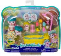 Enchantimals - Bathtime Splash Playset - Cover